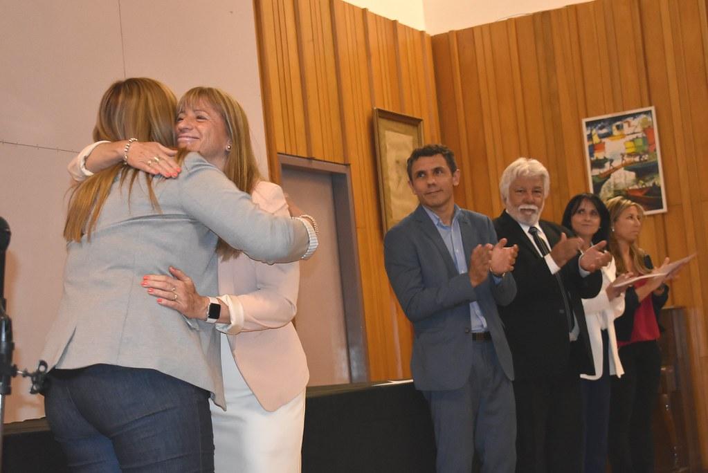 2019-12-20 MARCIAL QUIROGA: Nuevo directorio del Hospital Marcial Quiroga