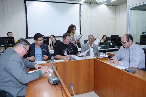 2ª Reunião - Comissão Parlamentar de Inquérito: Débitos do Município com a Construtora Andrade Gutierrez
