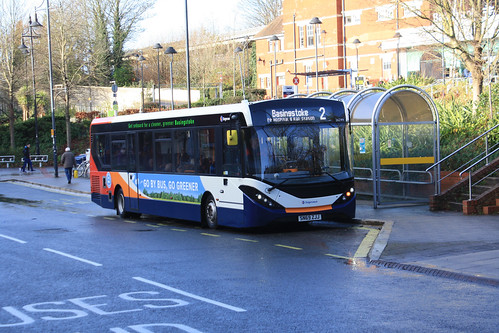 Stagecoach South 26299 SN69ZJJ
