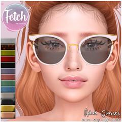 [Fetch] Adah Glasses @ Saturday Sale!