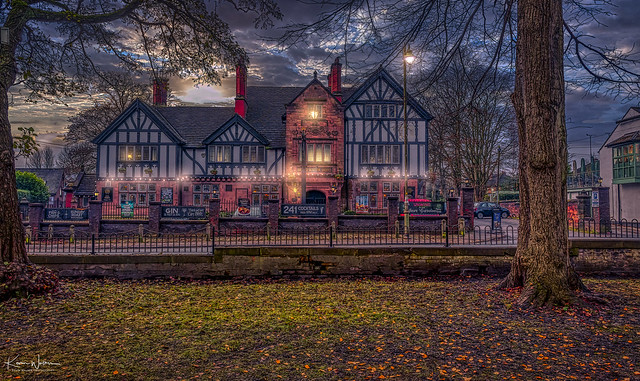 Bridgewater Hotel, Worsley