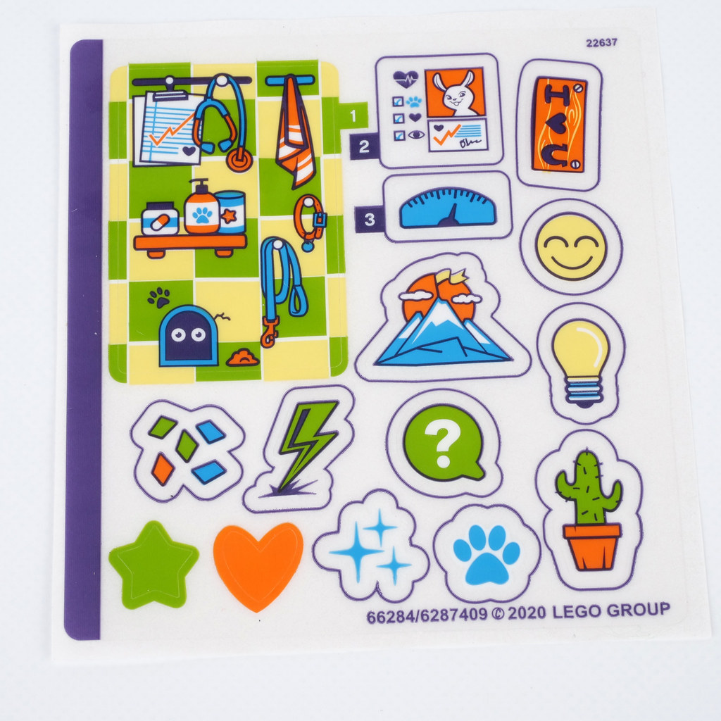 LEGO Friends 41403 Mia's Play Cube