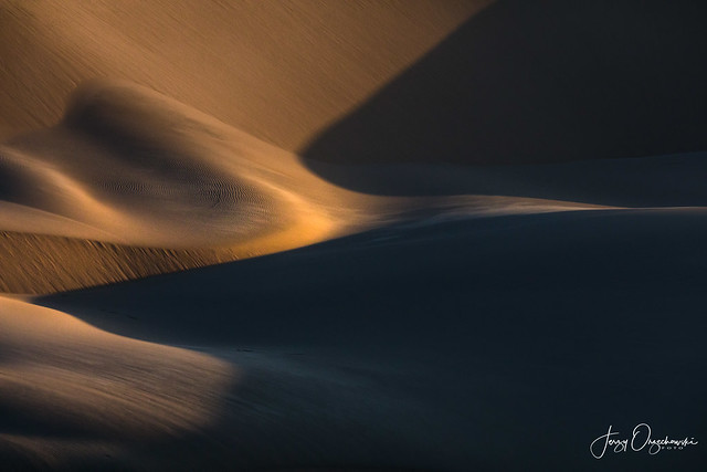 Sand crescent