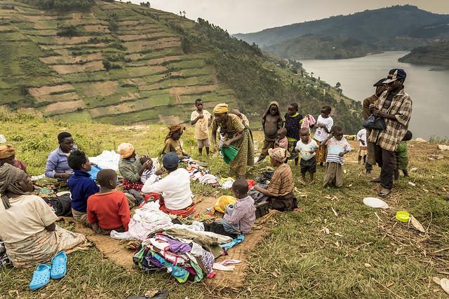 Africa recicla lo que el primer mundo desecha