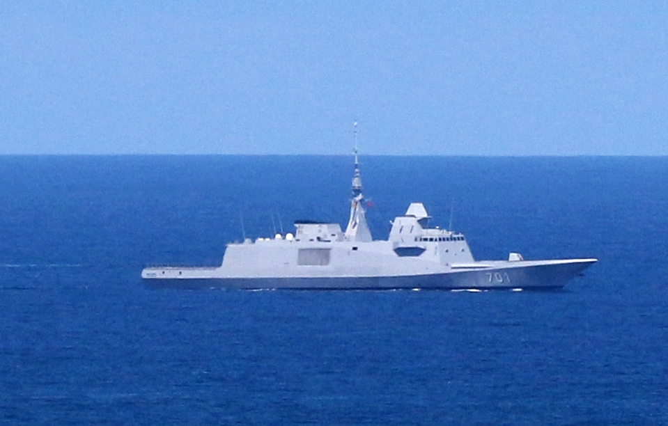 Royal Moroccan Navy FREMM Frigate / FREMM Marocaine - Mohammed VI - Page 13 49248682598_c62754fa58_o
