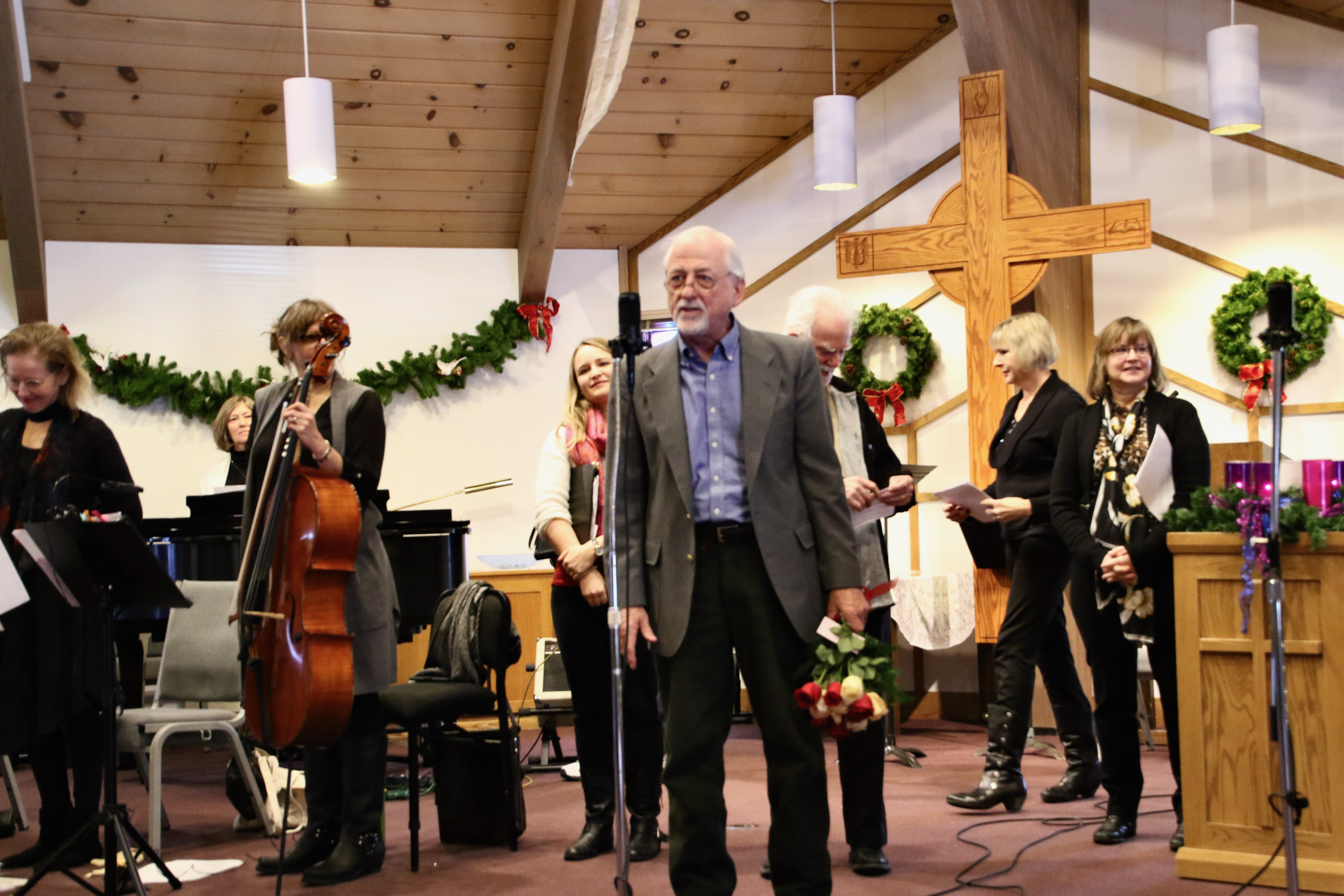 Dec 15 2019 Christmas Cantata