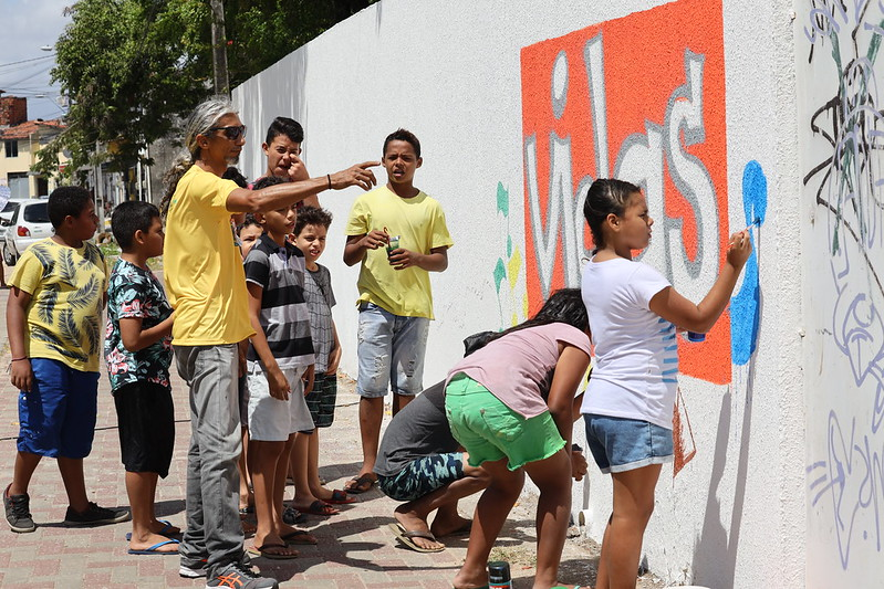Fotos Movimento Vida no Vila União - 14/12/2019  ( Fotos: André Lima )