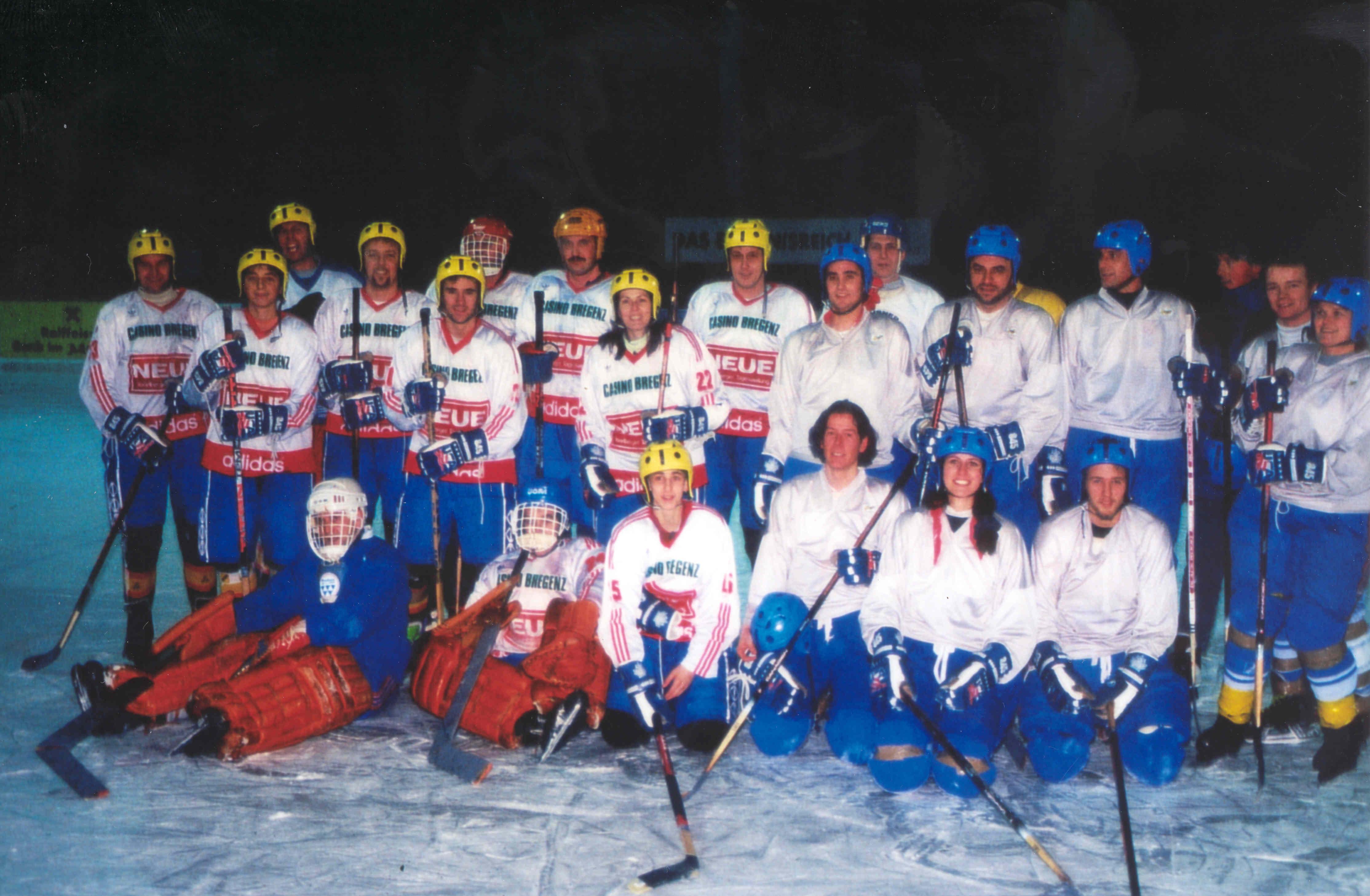 Eishockey 1998