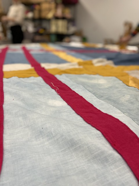 To Keep You Warm: An Exhibition of Quilts