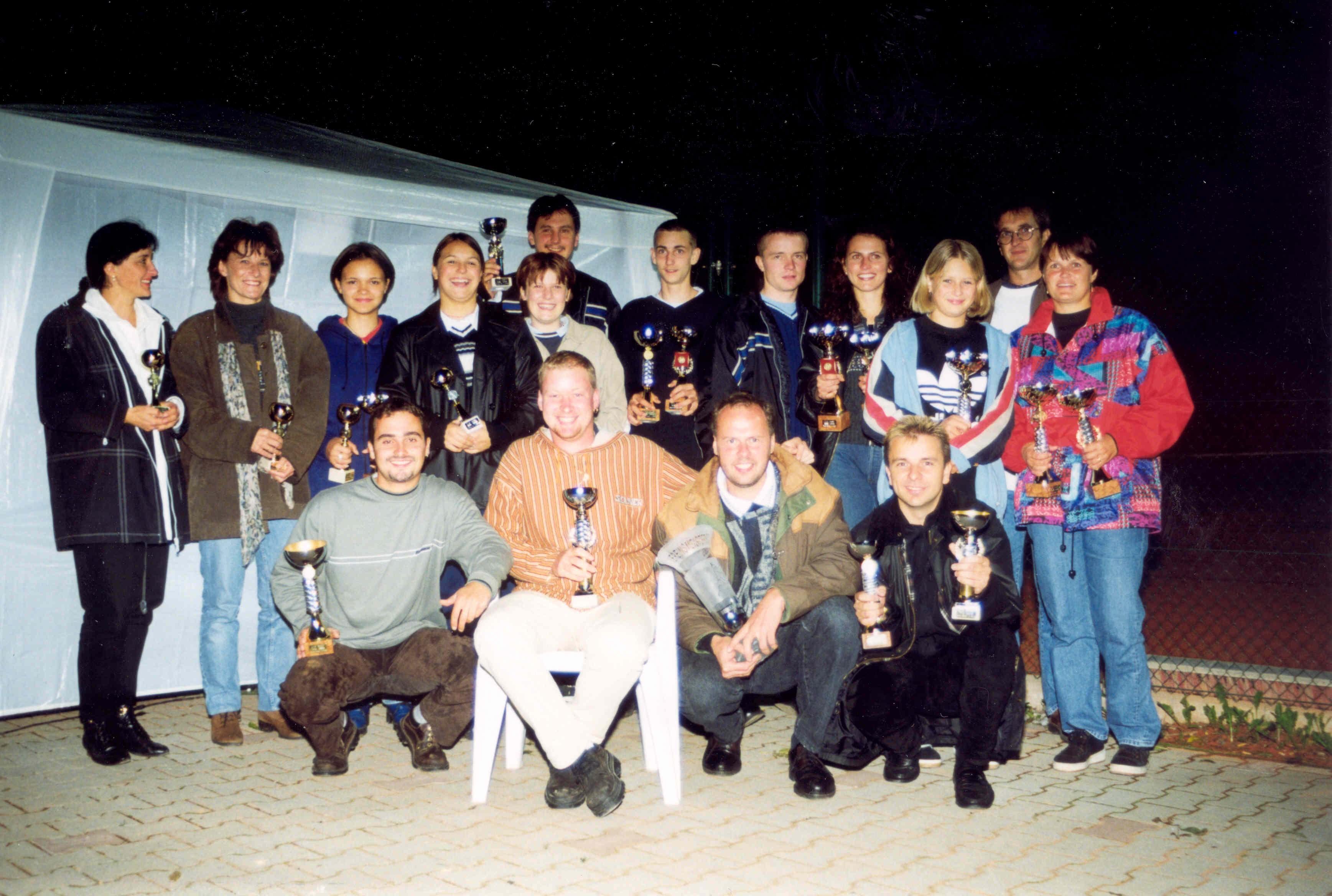 Vereinsmeisterschaft 1998