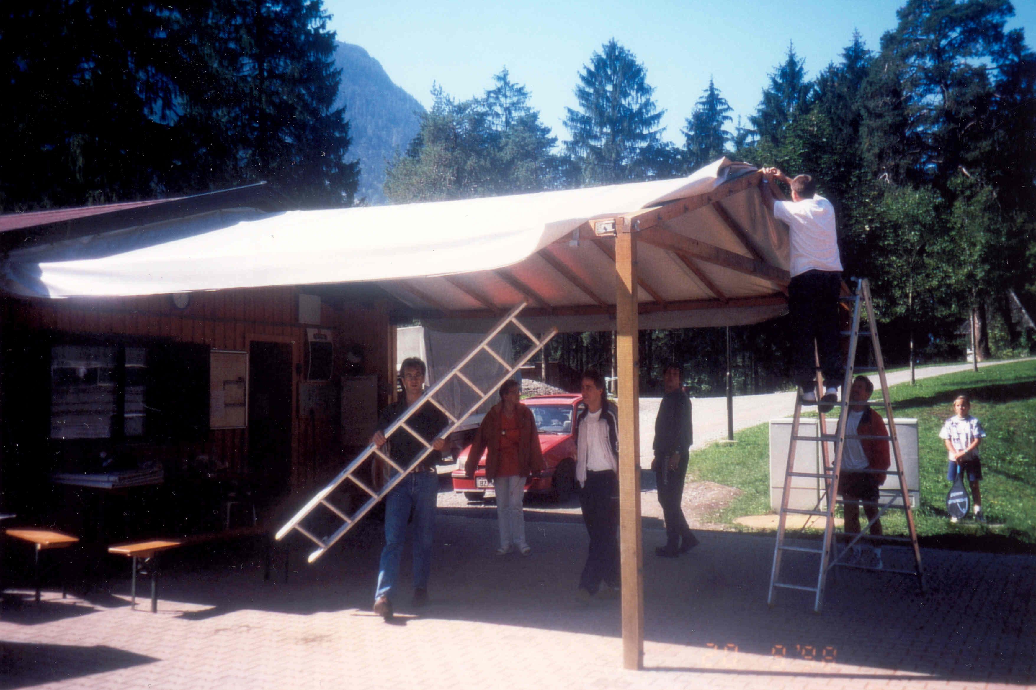 altes Clubheim 1998