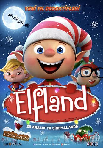 Elfland: Yeni Yıl Dedektifleri - Elfland (2019)