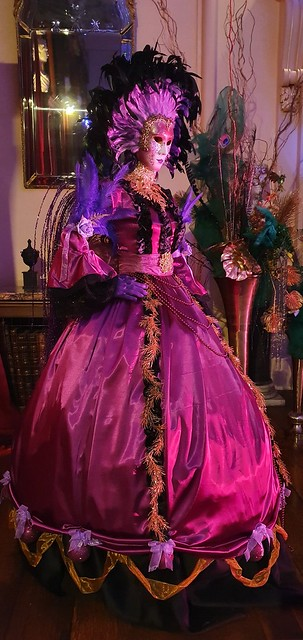 A Very Masquerade Christmas at Castle Howard