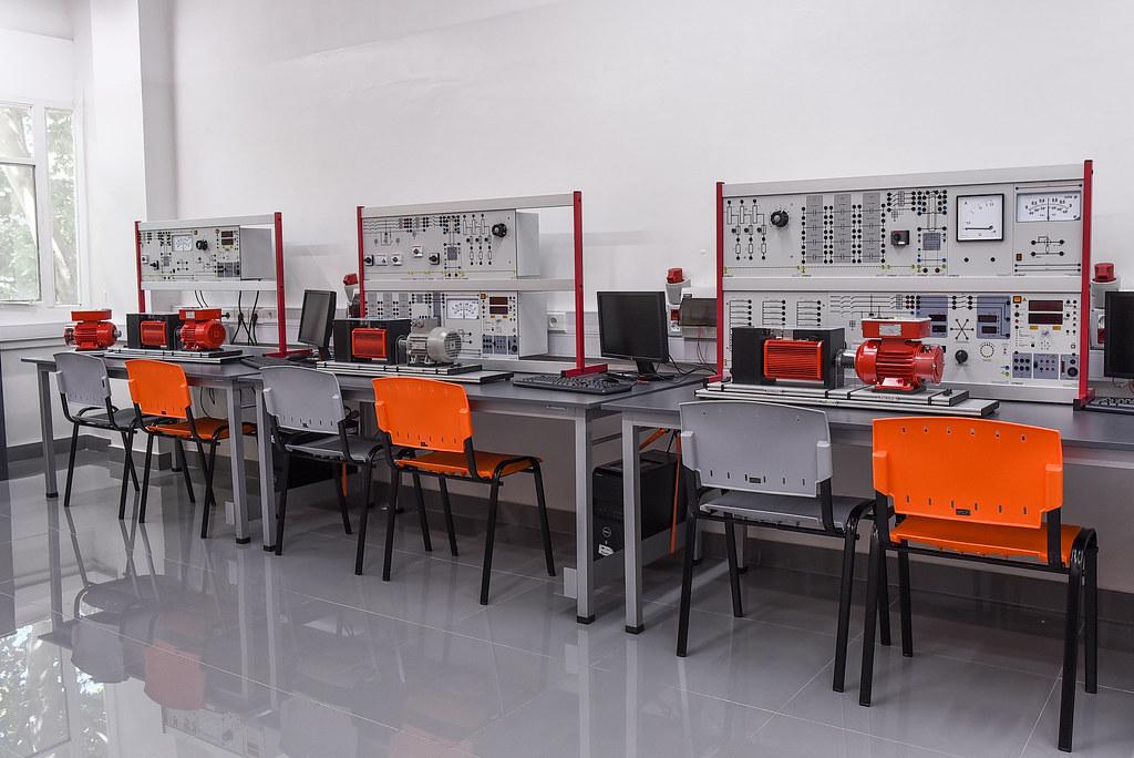 Laboratorio de Eléctrica