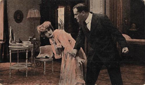Fabienne Fabrèges in Spasimi (1916)