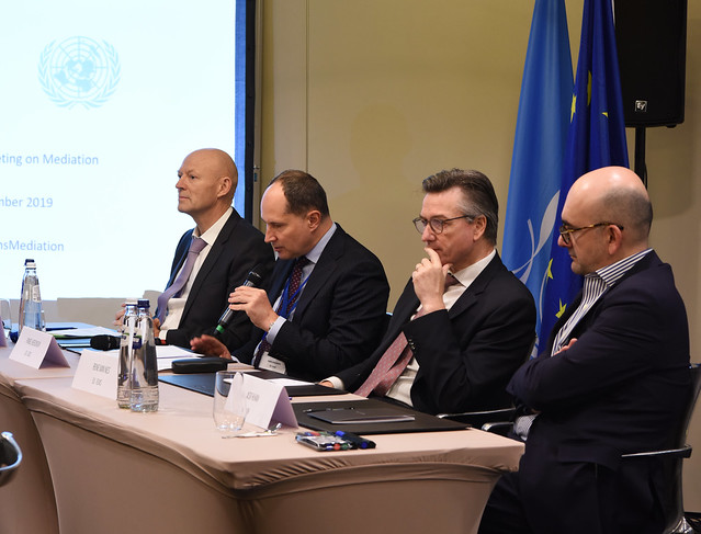 ERMES III — Regional Organisations Meeting on Mediation