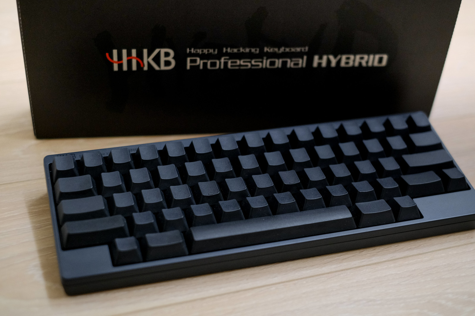 Happy Hacking Keyboard Professional Hybrid Type-S を買った。