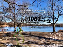 1002 Miles Total