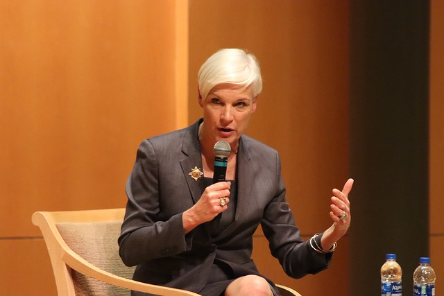 2019-20 Arts & Humanities Dean's Lecture Series featuring Cecile Richards