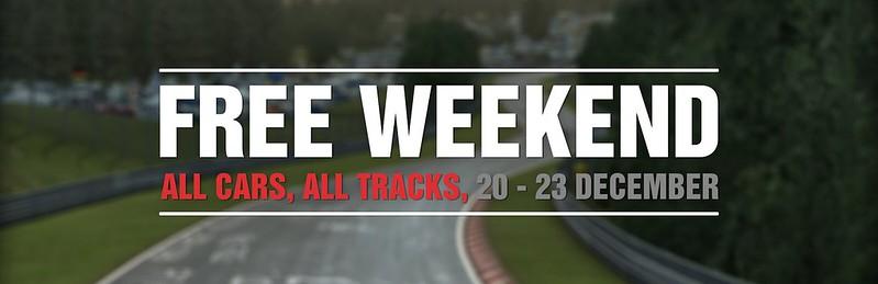 RaceRoom Free Weekend 2019
