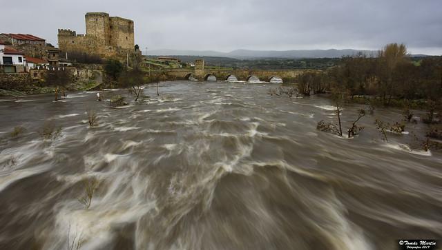 El río Tormes.
