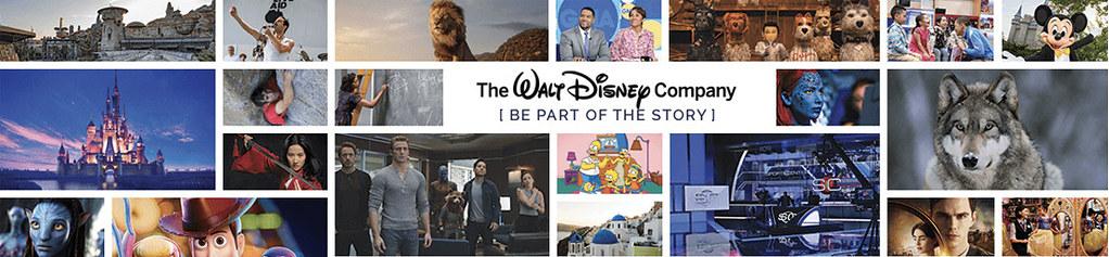 The Walt Disney Company job details and career information