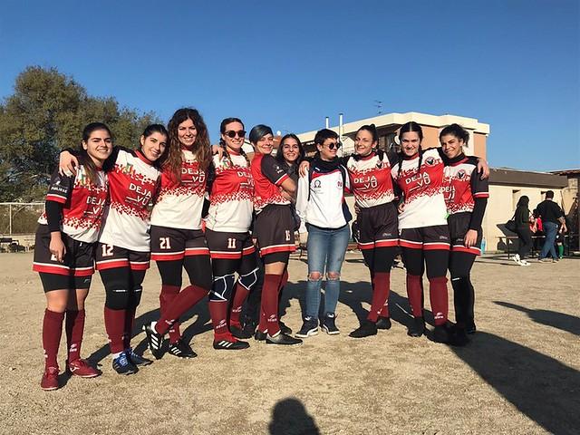 rugby club granata femminile