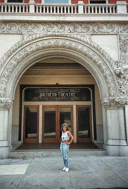 Columbus  Ohio  -   Memories 1995 - Southern Theatre- United States