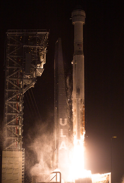 Boeing Orbital Flight Test Launch (NHQ201912200017)