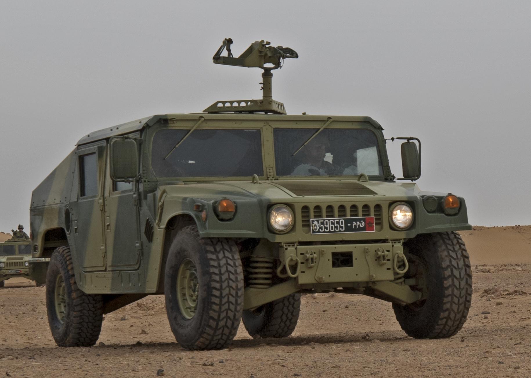 HMMWV et HMMWV Marine Armor Kit (MAK)  - Page 5 49249787578_ec9b253418_o