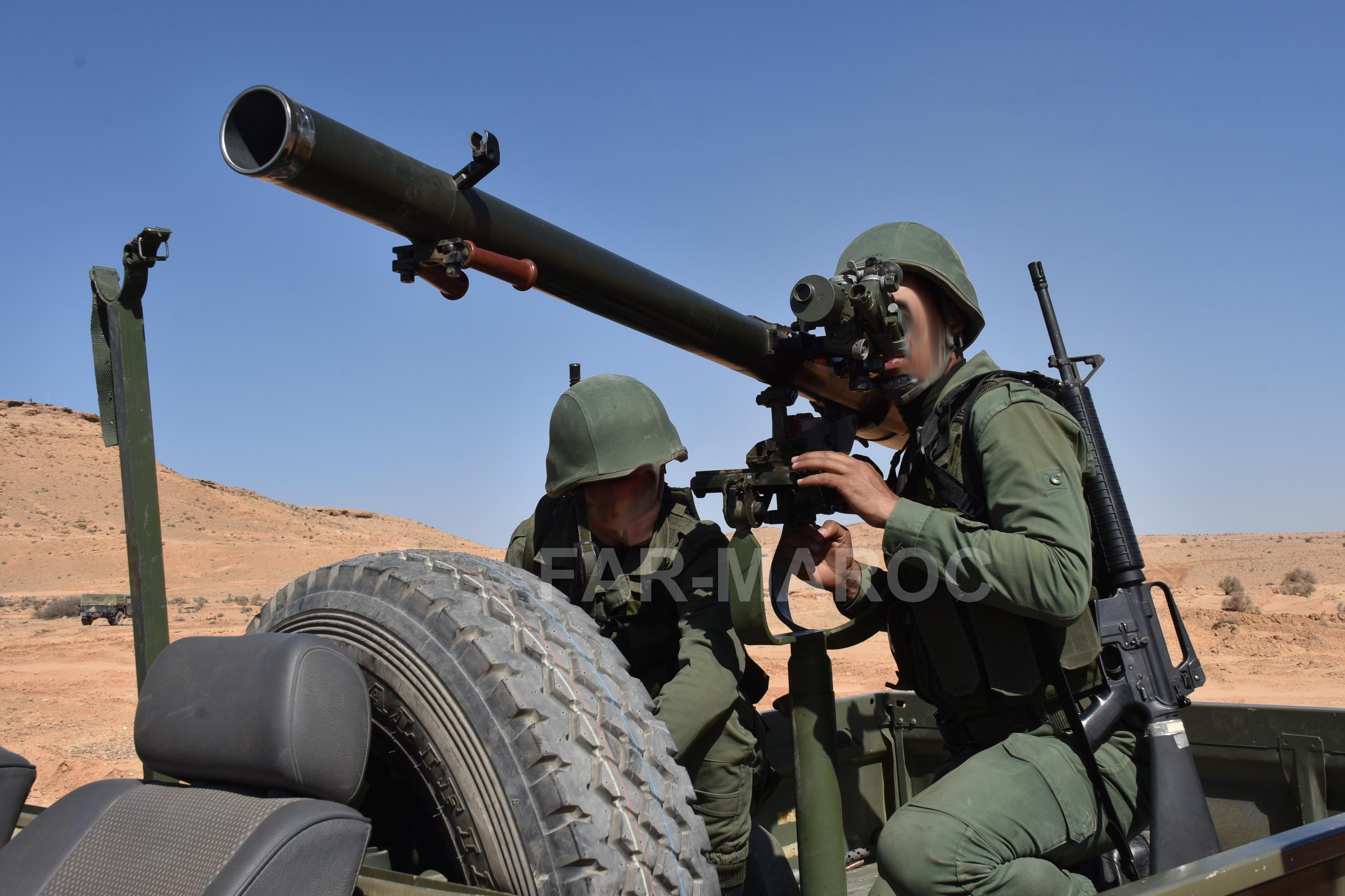 Missiles Anti-char des FAR / Moroccan ATGM - Page 7 49249793243_6e30ee55f2_o