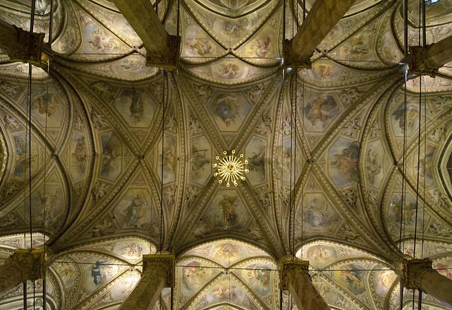 San Lorenzo Vault