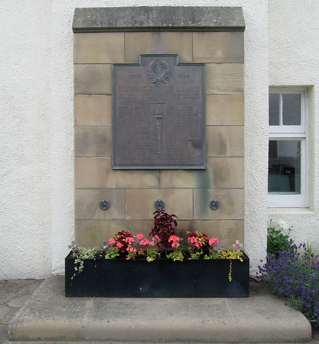 North Berwick WW2 Memorial