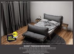 {YD} Sweet Freedom Bedroom