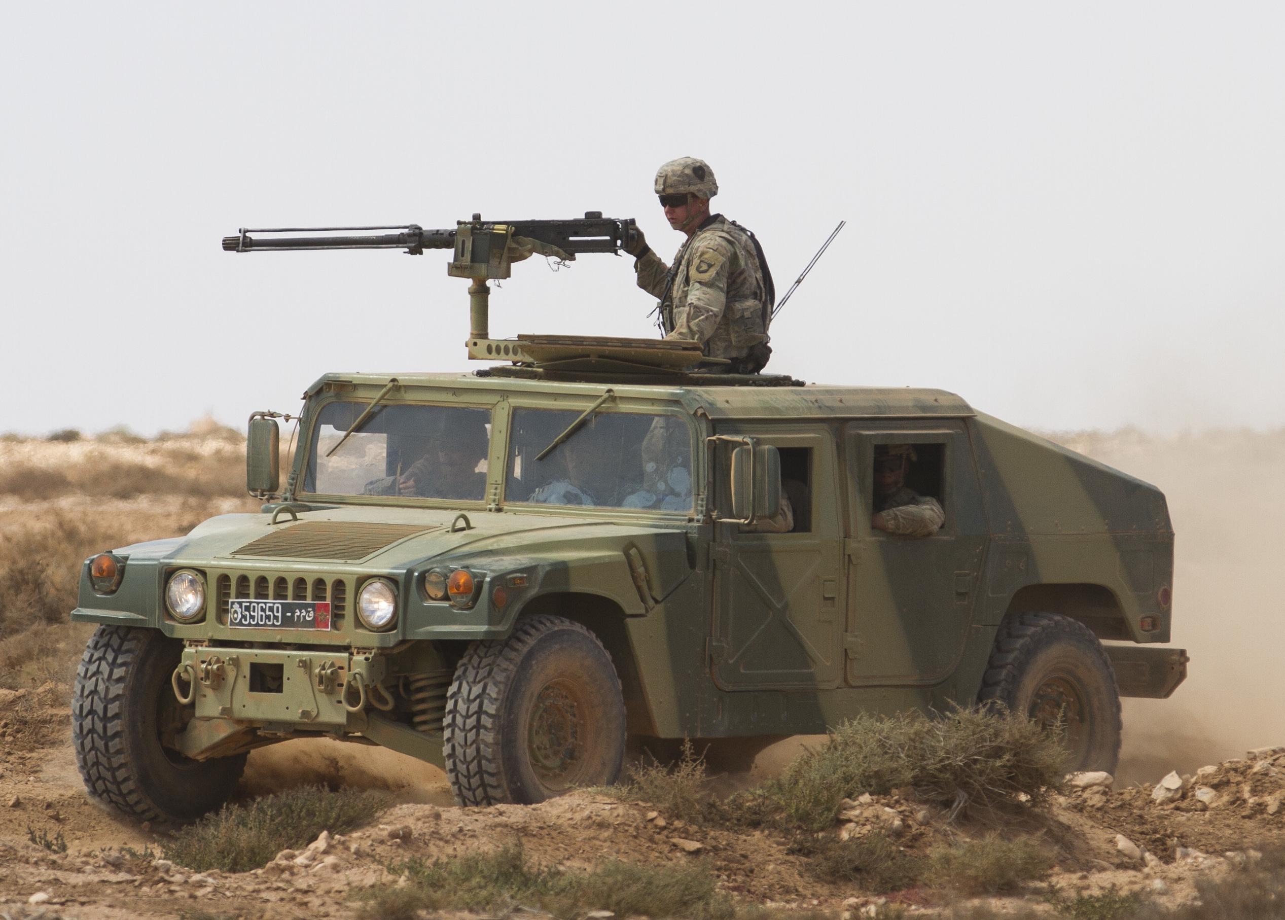 HMMWV et HMMWV Marine Armor Kit (MAK)  - Page 5 49250259231_4614e7b83a_o