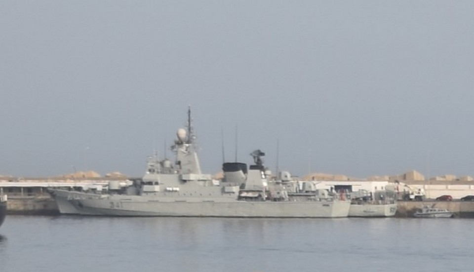 Royal Moroccan Navy OPV-70 / Classe Bir Anzarane - Page 6 49250260181_609591ac79_b