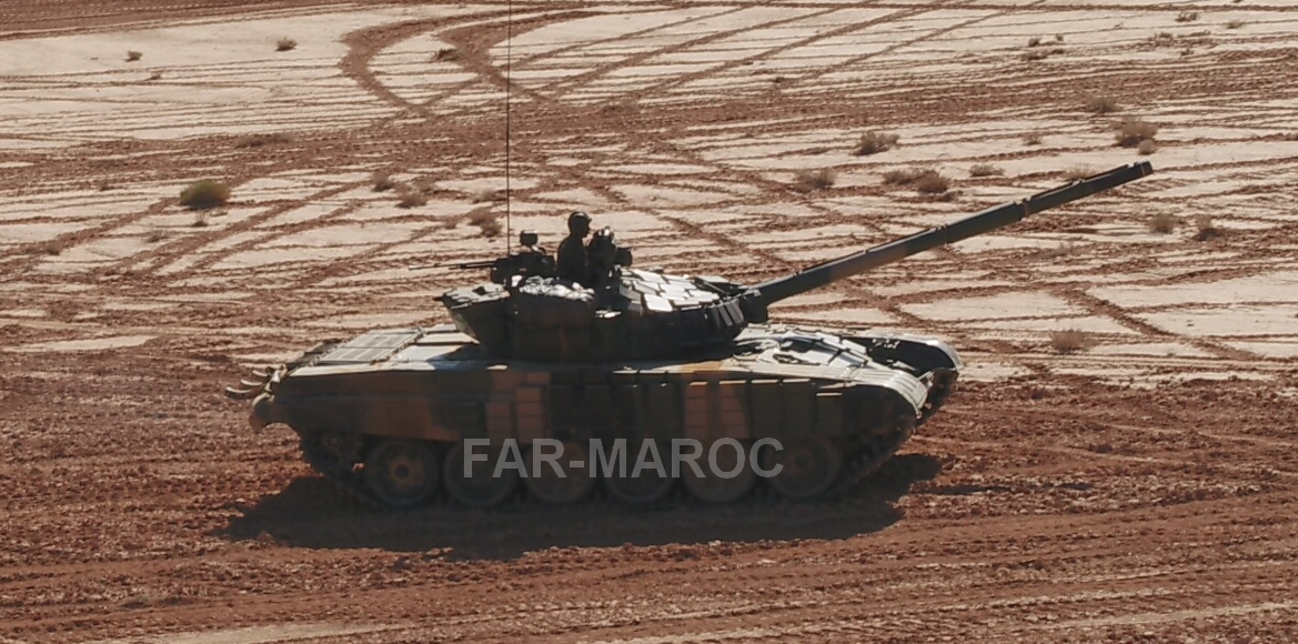 Chars T-72B/BK MArocains // Moroccan Army T-72B/BK Tanks 49250262676_c80bb65385_o