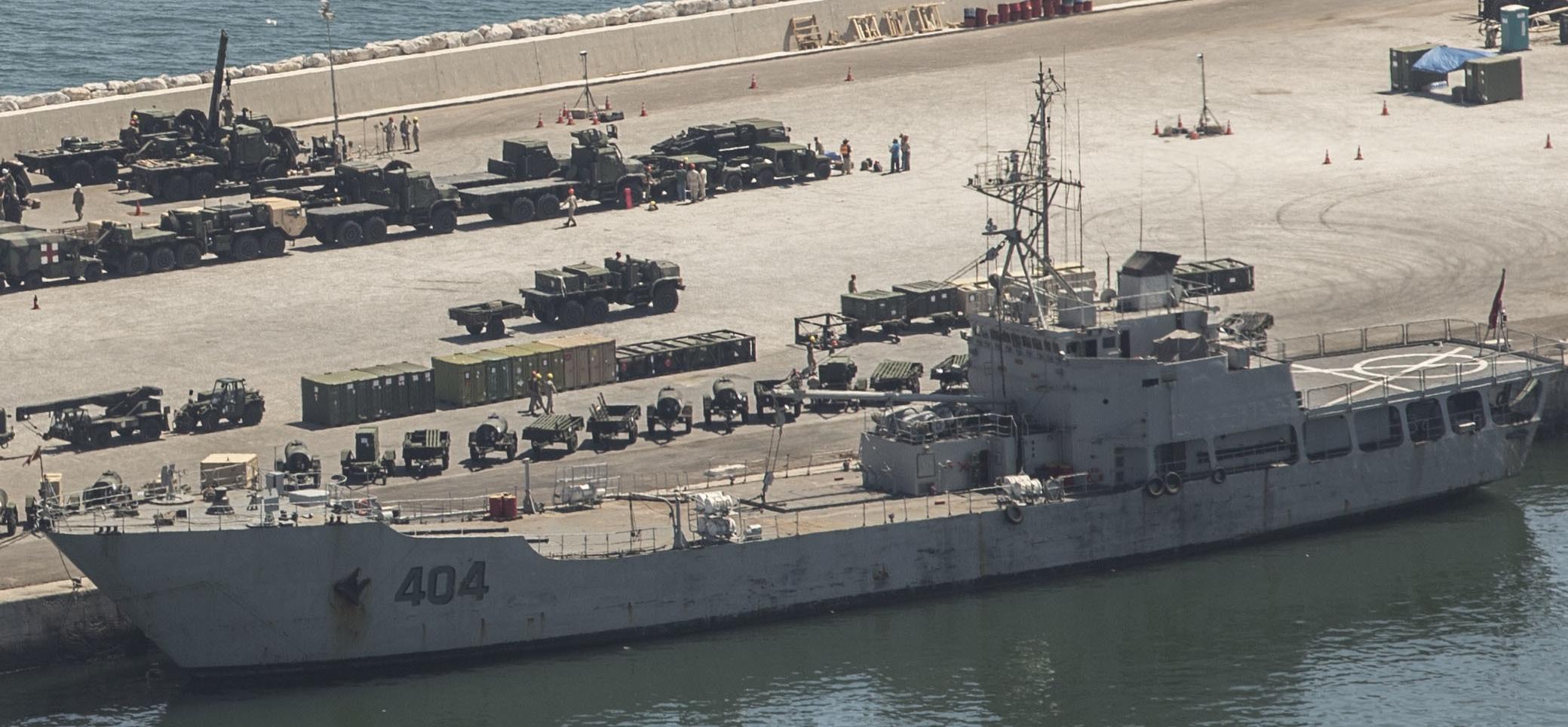 Royal Moroccan Navy Batral LST Class / Batral marocains classe Daoud Ben Aïcha - Page 4 49250372533_f623e05f74_o