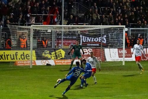 Viktoria Köln 1:5 Hansa Rostock