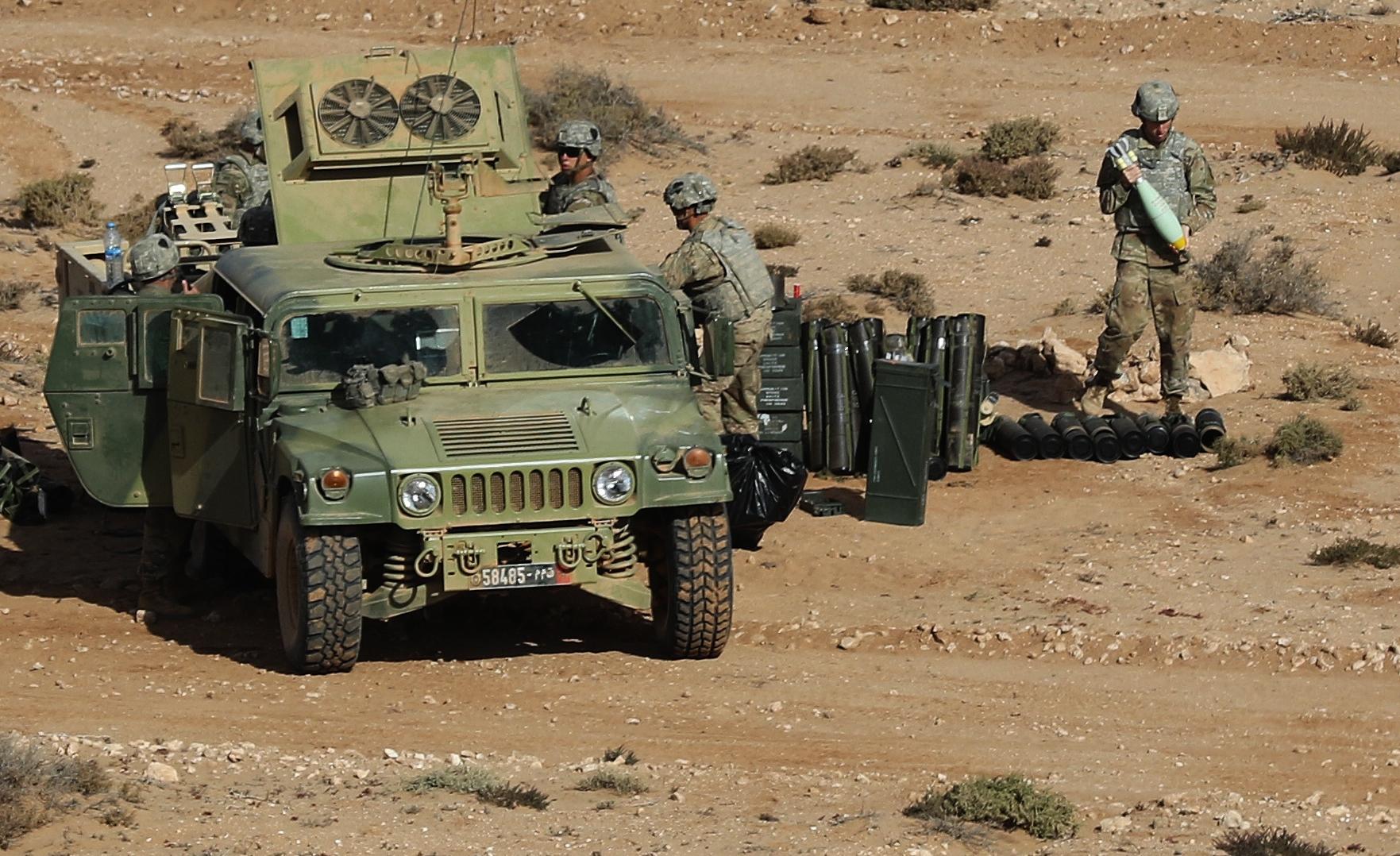 HMMWV et HMMWV Marine Armor Kit (MAK)  - Page 5 49250465582_e07222f80f_o