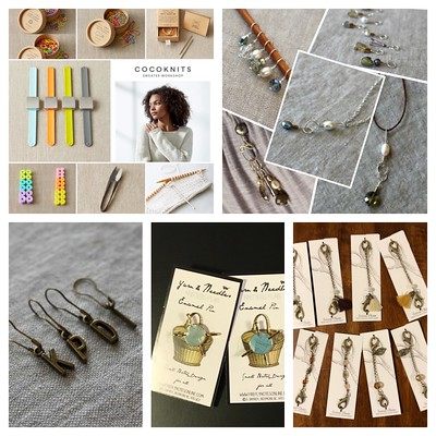 Some gift ideas and stocking stuffers for the knitter in your life!