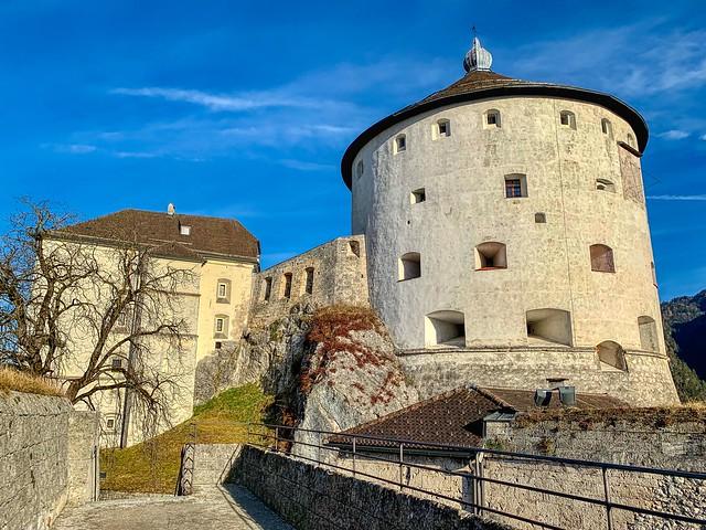 Fortress Kufstein in Tyrol, Austria