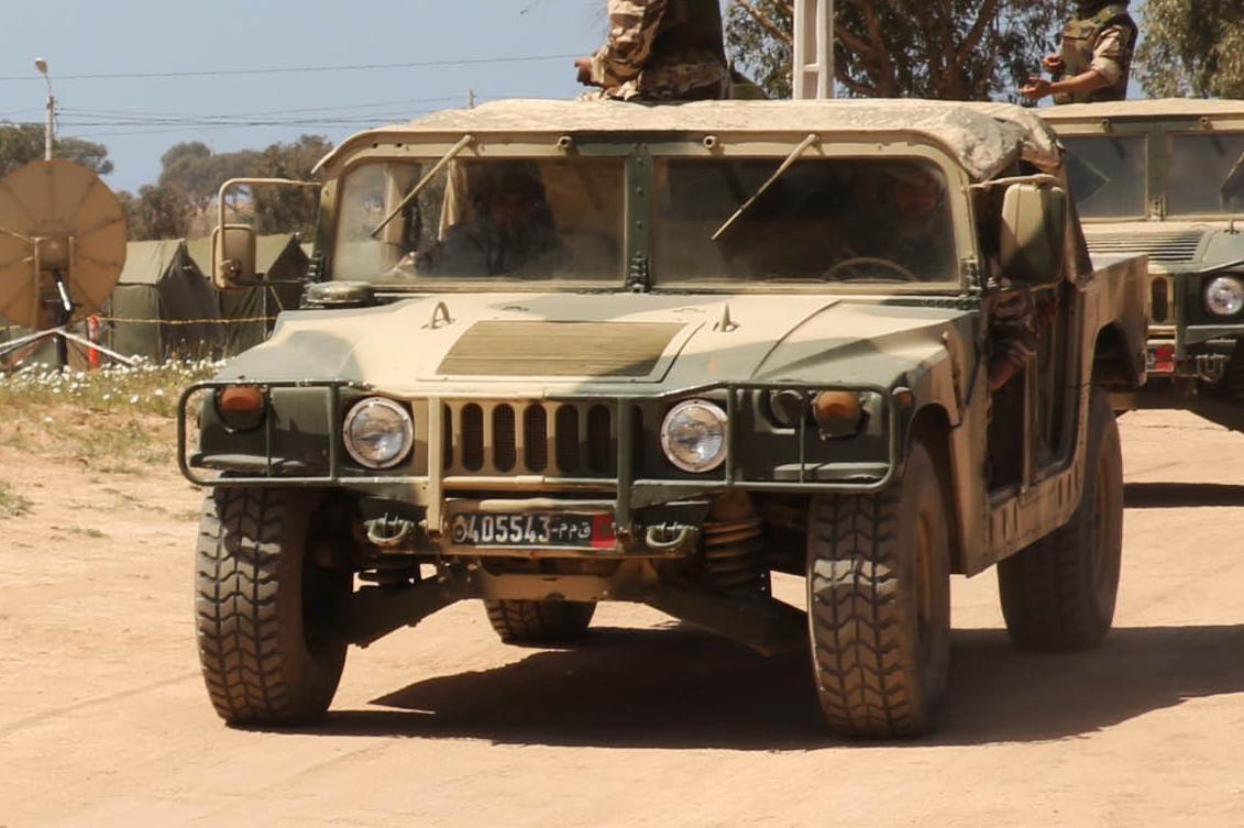 HMMWV et HMMWV Marine Armor Kit (MAK)  - Page 5 49250843546_1823097fb7_o