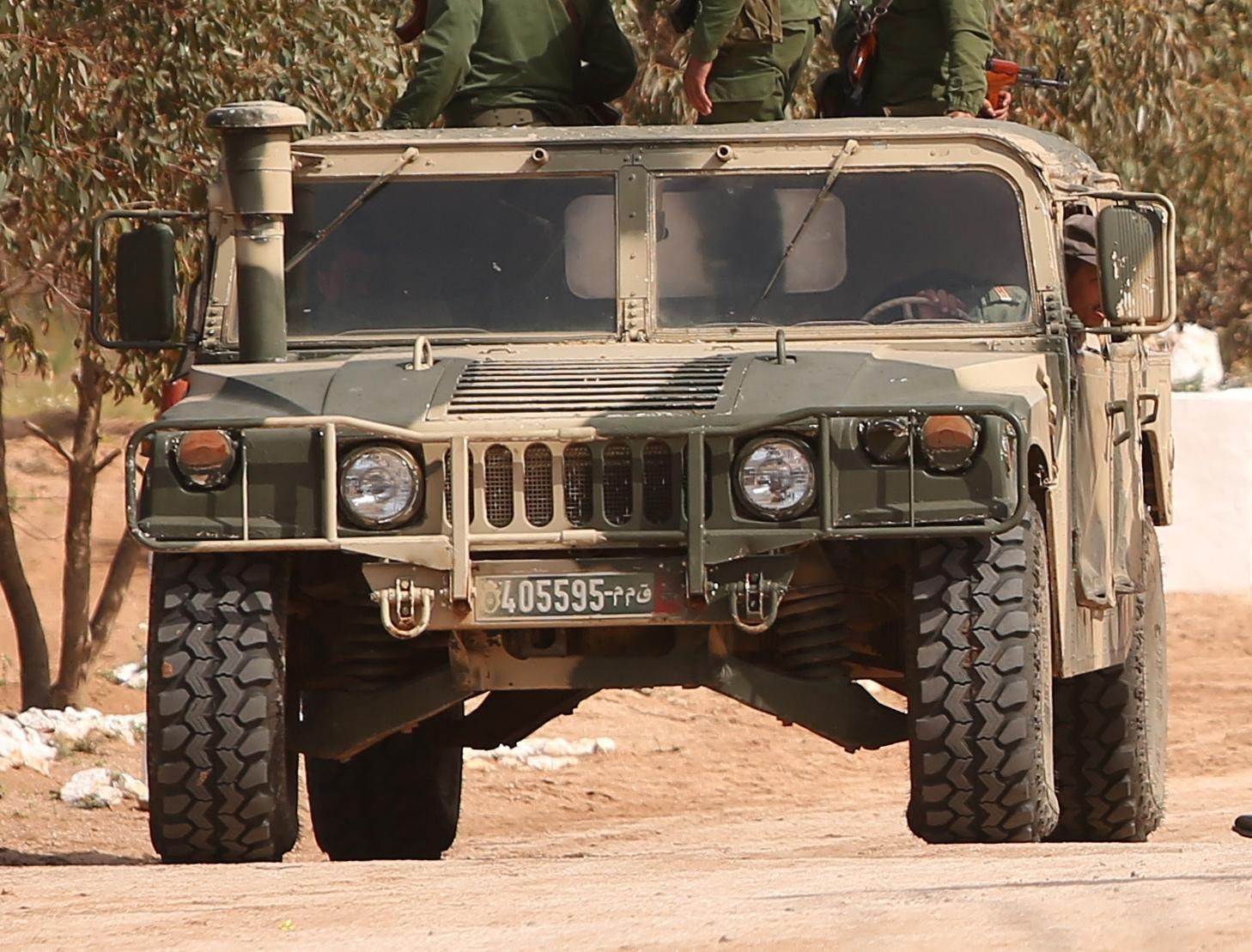 HMMWV et HMMWV Marine Armor Kit (MAK)  - Page 5 49250843766_c46654ebe4_o