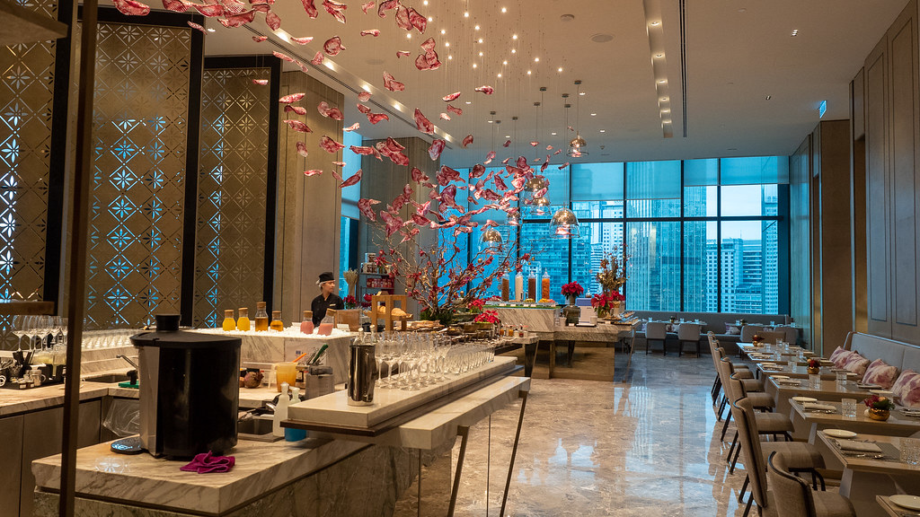 Front section of Curate, Four Seasons Hotel Kuala Lumpur