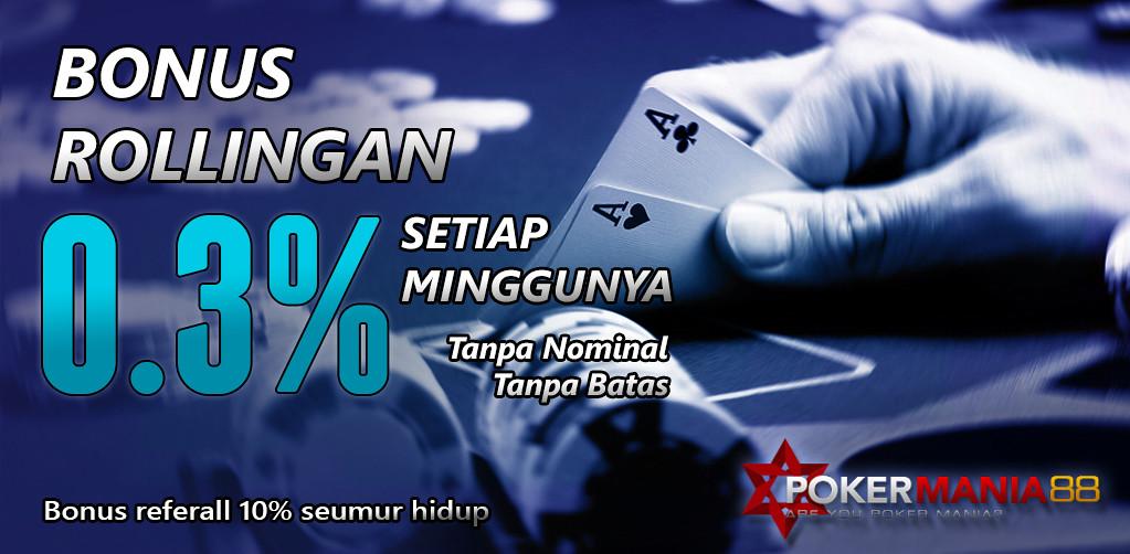 IDN Pokermania88 - Daftar Situs Agen Judi Idn Poker88 Onilne 2020
