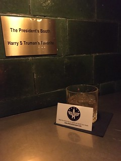 The President's Booth  Harry S Truman's Favorite  17 Dec 2019 | by cpsnklcx81
