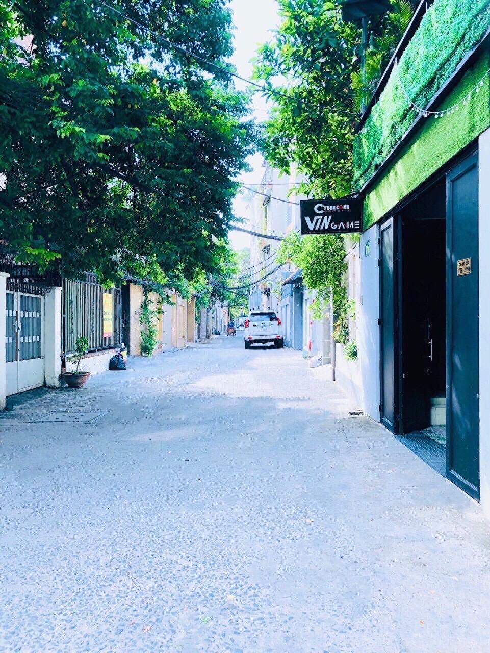 Bán nhà phố 40m2 ở Hồ Biểu Chánh, quận Phú Nhuận