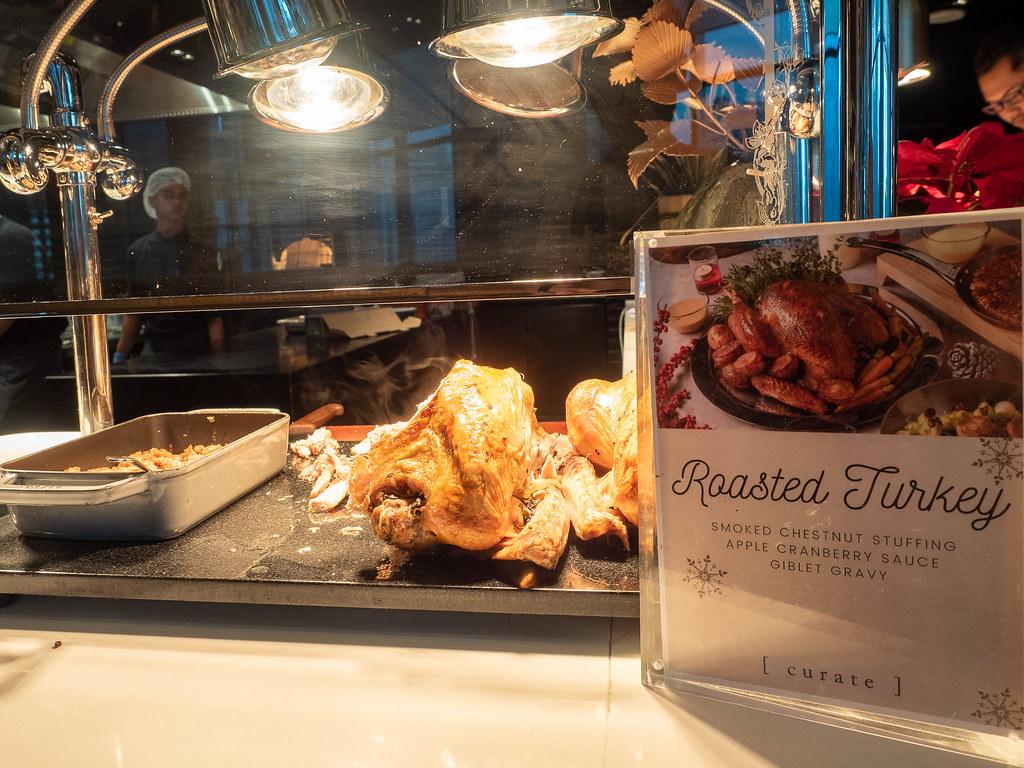 Roasted Turkey at Curate, Four Seasons Hotel Kuala Lumpur
