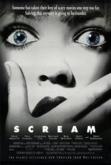 Scream (1996) ???? (12/20/19) #davidarquette #nevecampbell #courteneycox #matthewlillard #rosemcgowan #skeetulrich #drewbarrymore #wescraven #scream #scream1996 #wescravenfilm #slasherfilm #movierelease